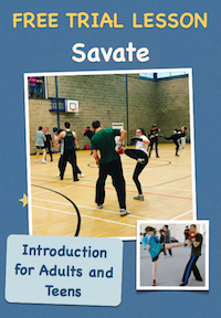 Adult Savate Free Trial Lesson