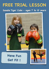 Tiger Cubs Free Trial Lesson